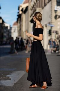 Off-Shoulder Trend